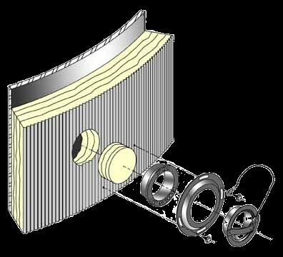 NDT Inspection Plug Installation